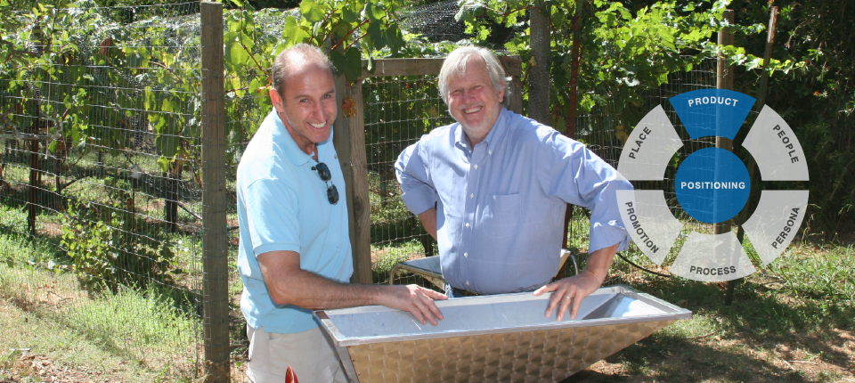 Sunday Program - Hands on Viticulture with John Williams, Frog's Leap & Charles Rashall