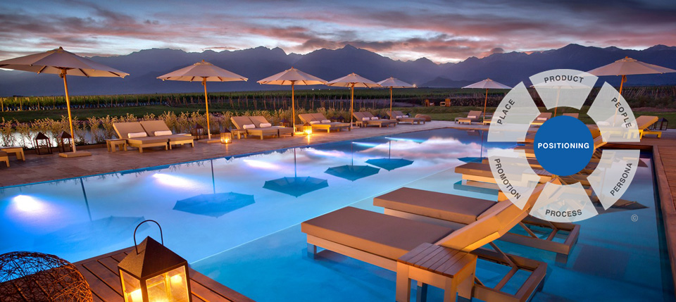 The Vines Resort & Spa Brand Positioning, Communications & Experience